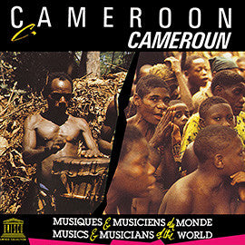 Cameroon: Baka Pygmy Music CD