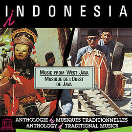 Indonesia: Music from West Java CD
