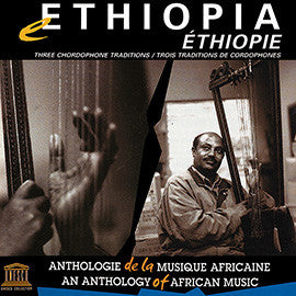 Ethiopia: Three Chordophone Traditions CD