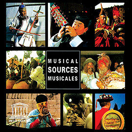 Musical Sources CD