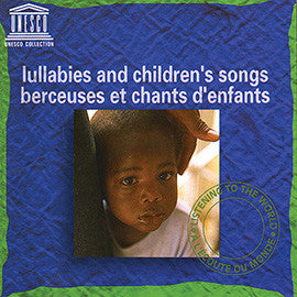 Lullabies and Childrens Songs CD