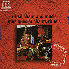 Ritual Chant and Music CD