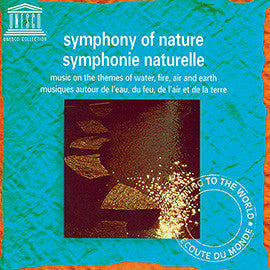 Symphony of Nature CD