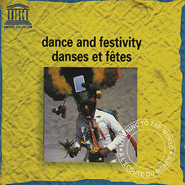 Dance and Festivity CD