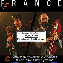 France: Bagpipes of Central France CD