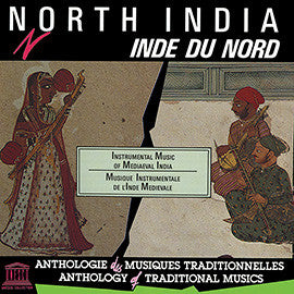 North India: Instrumental Music of Mediaeval India CD