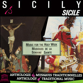 Sicily: Music for the Holy Week CD