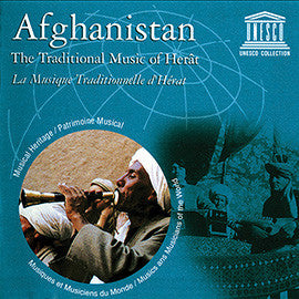 Afghanistan: The Traditional Music of Herât CD