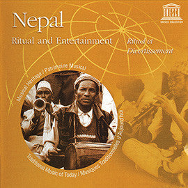 Nepal: Ritual and Entertainment CD