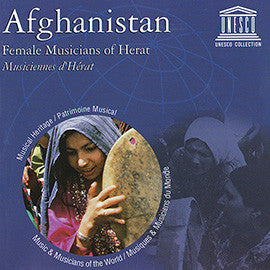Afghanistan: Female Musicians of Herât CD