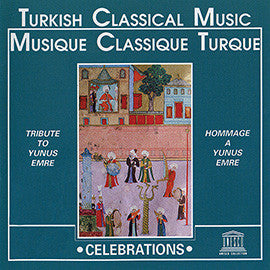 Turkish Classical Music: Tribute to Yunus Emre CD