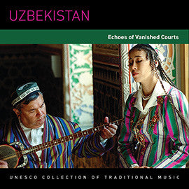 Uzbekistan: Echoes of Vanished Courts CD