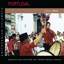 Portugal: Festas in Minho CD