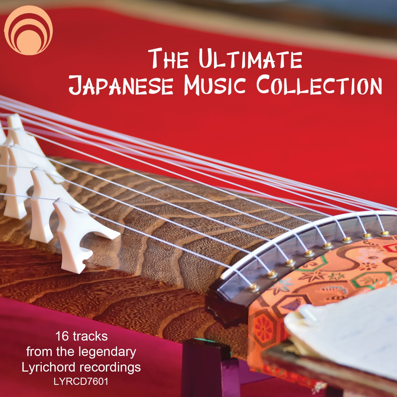 The Ultimate Japanese Music Collection: 16 Tracks from the Legendary  Lyrichord Recordings - DOWNLOAD ONLY LYR-7601