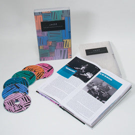 Jazz: The Smithsonian Anthology 6 CDs