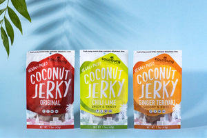 These Meatless Jerky Brands Are Bringing Vegan Snacking to a New Level