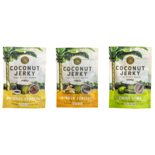 Coconut Jerky Sampler Pack (3 bags)