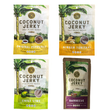 Coconut Jerk Plus BBQ Variety Pack (4 bags)