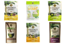 Coconut Jerky / Coconut+ Variety Pack (6 bags)