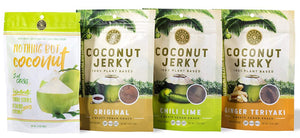 Coconut Jerk Plus NBC Variety Pack (4 bags)