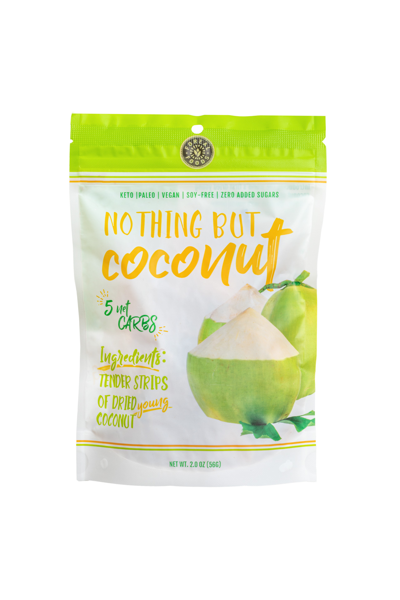 Limited Edition Nothing But Coconut (1 bag)
