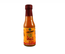 Coconut Hot Sauce Fiery - 5 oz