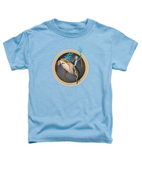 Hammerhead - Toddler T-Shirt - Hebkid Art