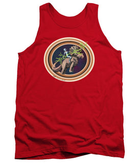 The Rings Of Saturn - Tank Top - Hebkid Art