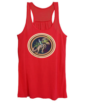 The Rings Of Saturn - Women's Tank Top - Hebkid Art