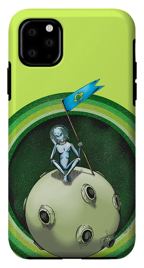 The Last Outpost - Phone Case - Hebkid Art