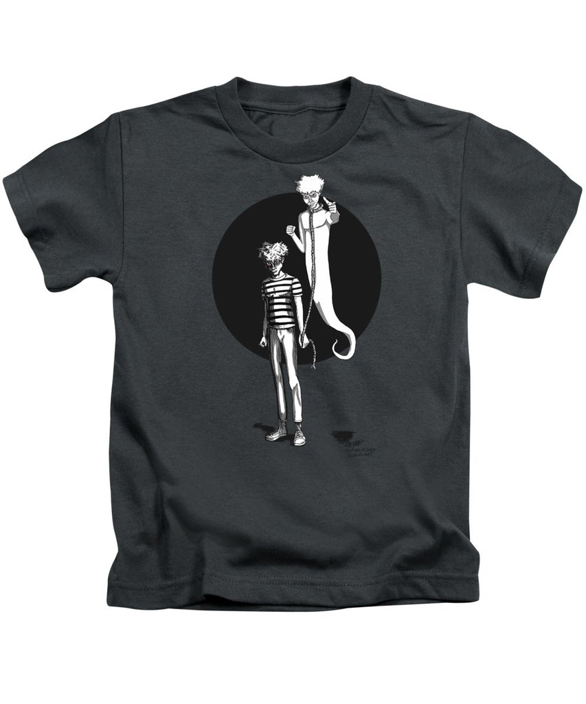 Soul Leash - Kids T-Shirt - Hebkid Art