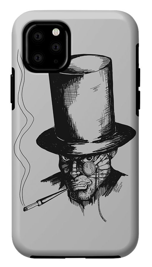 Fancy - Phone Case - Hebkid Art