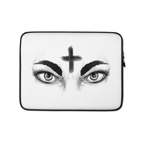 Ash Wednesday Laptop Sleeve