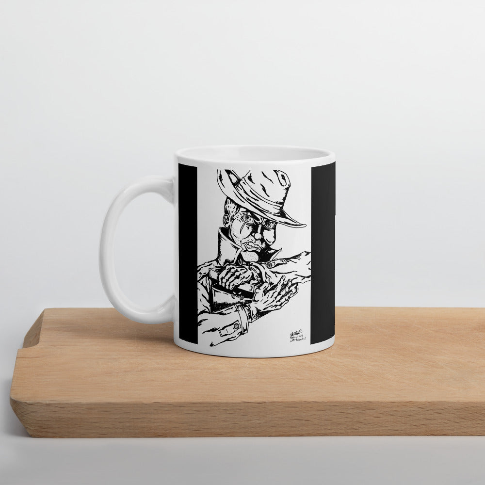 Guarded Mug - Hebkid Art