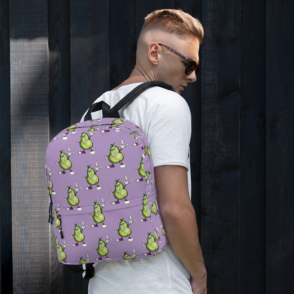 Prickly Pear Backpack - Hebkid Art