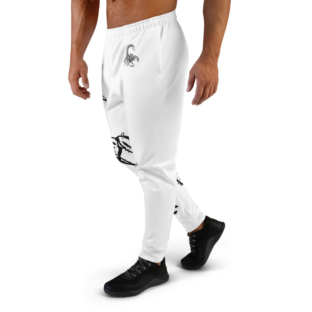 Scorpion Men's Joggers - Hebkid Art