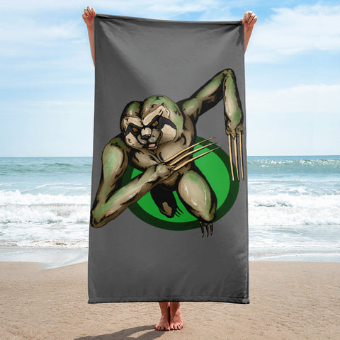 Berserker Sloth Towel