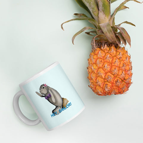 Siren Sea Cow Mug