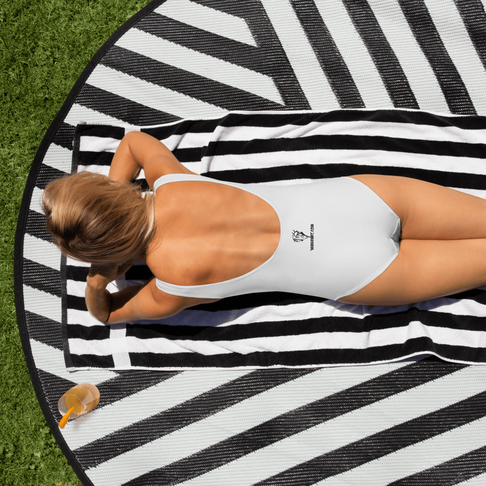 Capital City Pachyderms One-Piece Swimsuit