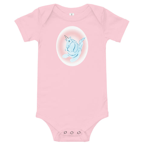 Cotton Candy Unicorn Onesie  T-Shirt