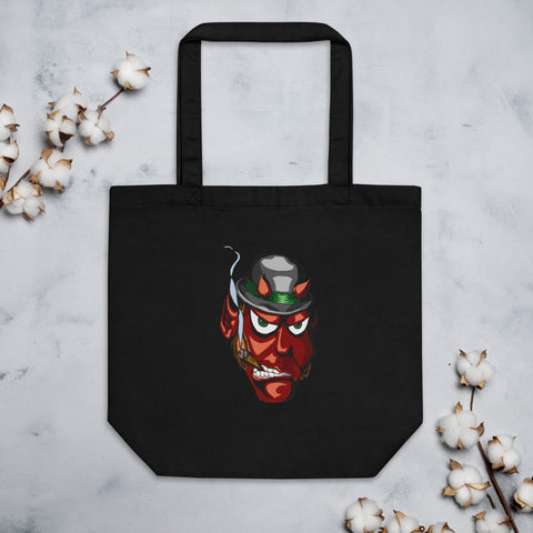 Irish Devil Eco Tote Bag