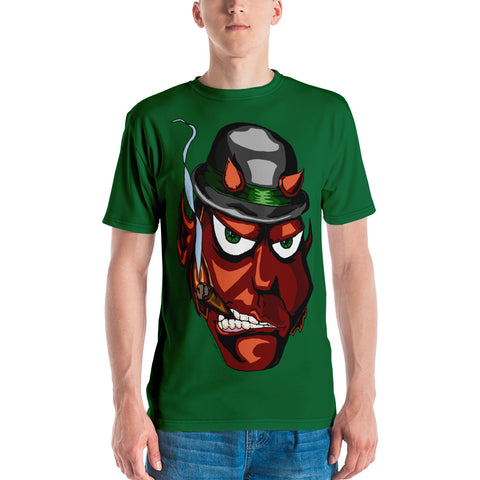 Irish Devil Men's T-shirt