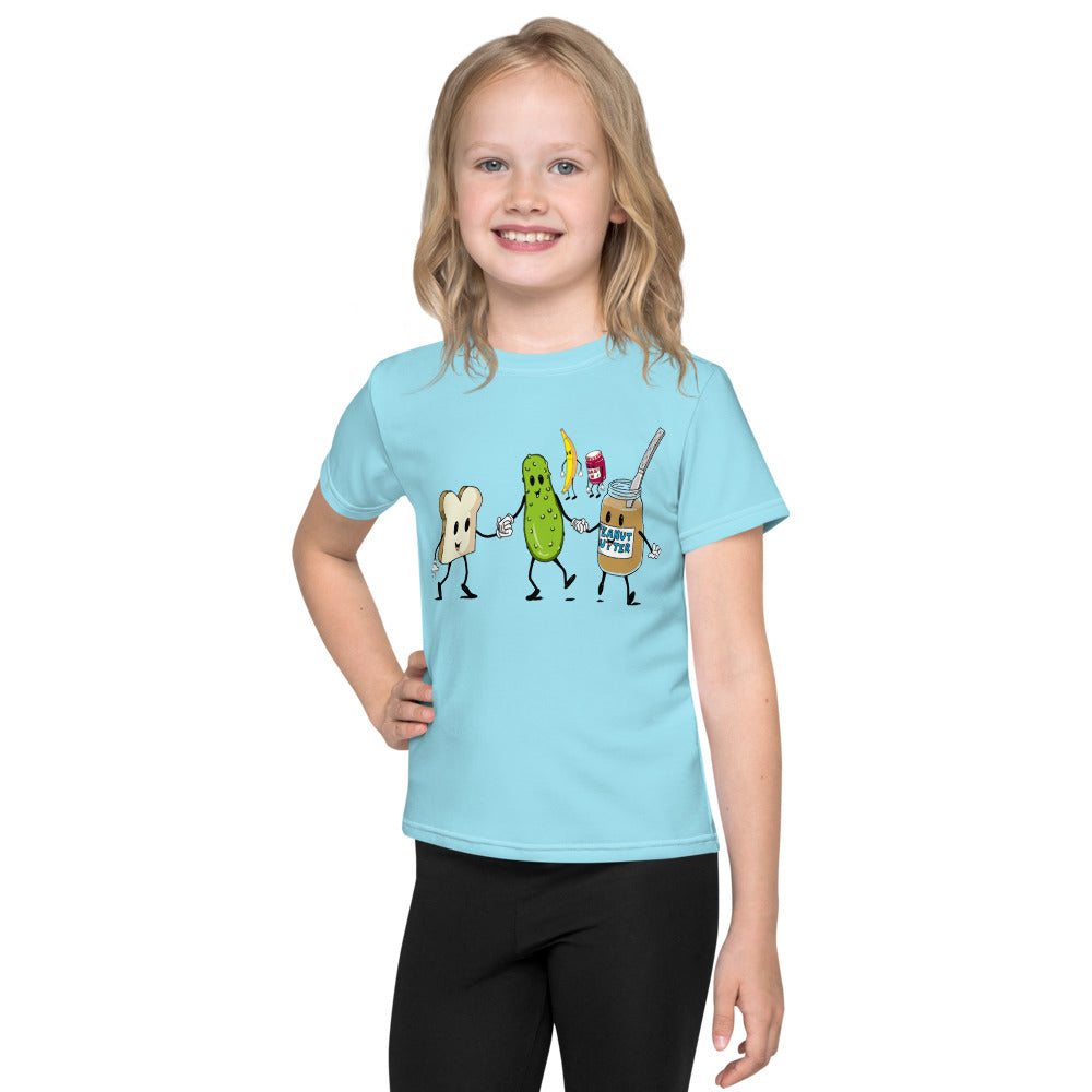 The Peanut Butter Solution Kids T-Shirt