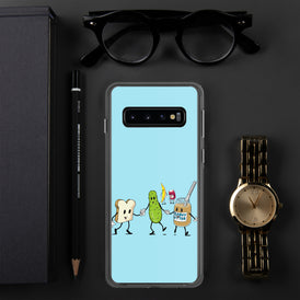 The Peanut Butter Solution Samsung Case