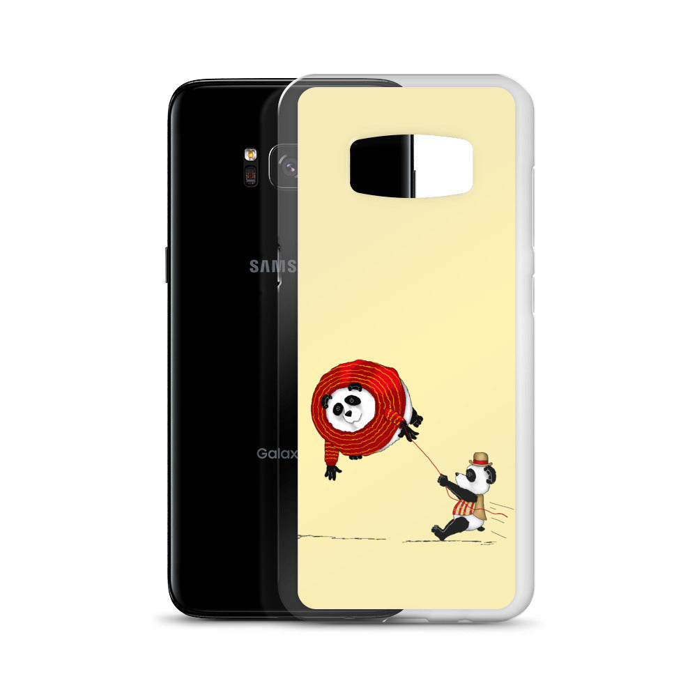 A Friend In Need Samsung Case - Hebkid Art