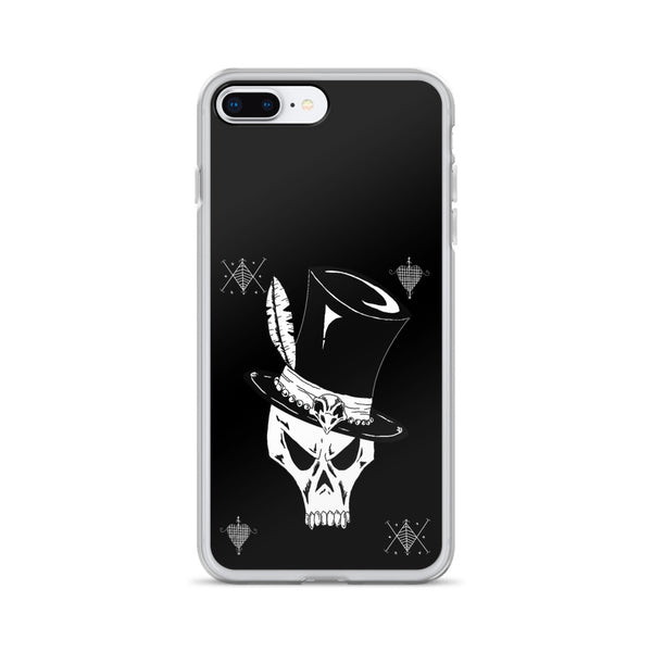 Voodoo King iPhone Case