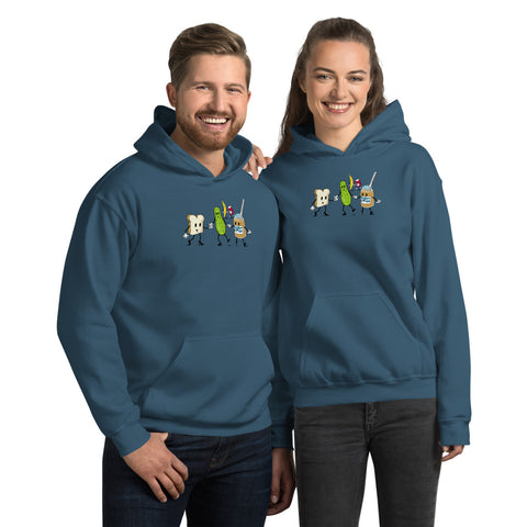 The Peanut Butter Solution Unisex Hoodie