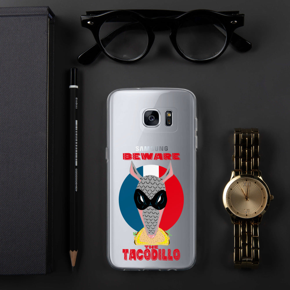 Beware The Tacodillo Samsung Case - Hebkid Art