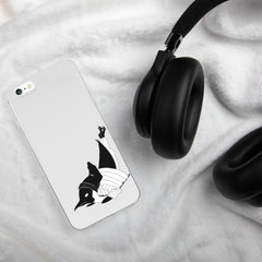 Breakdancin' Penguin iPhone Case - Hebkid Art