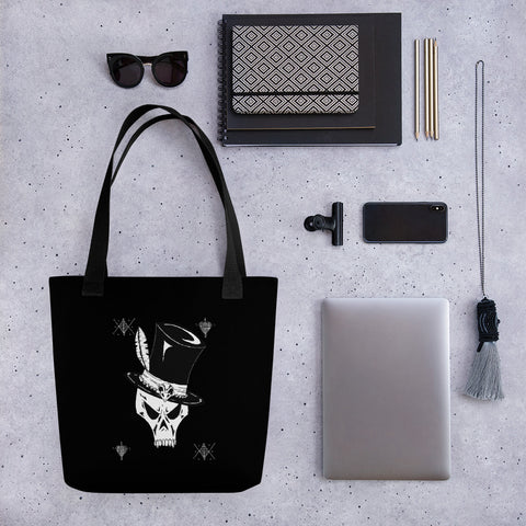 Voodoo King Tote bag